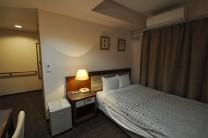 The Canaan Hotel ダブル(クイーンサイズベッド)